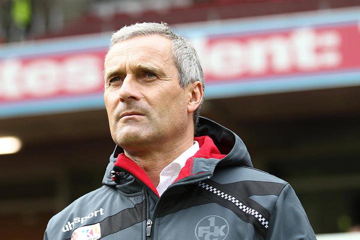 Markus Schupp (50) war bis vor einem Jahr Sportdirektor beim Kultclub 1.FC Kaiserslautern.