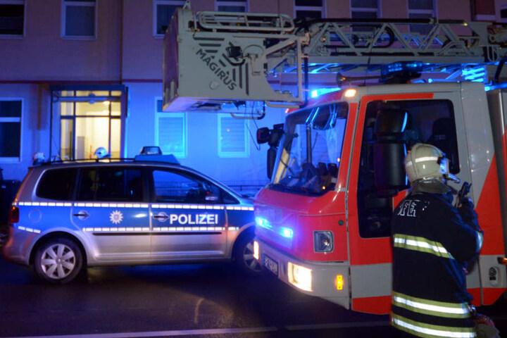 Bei dem Brand wurde niemand verletzt.