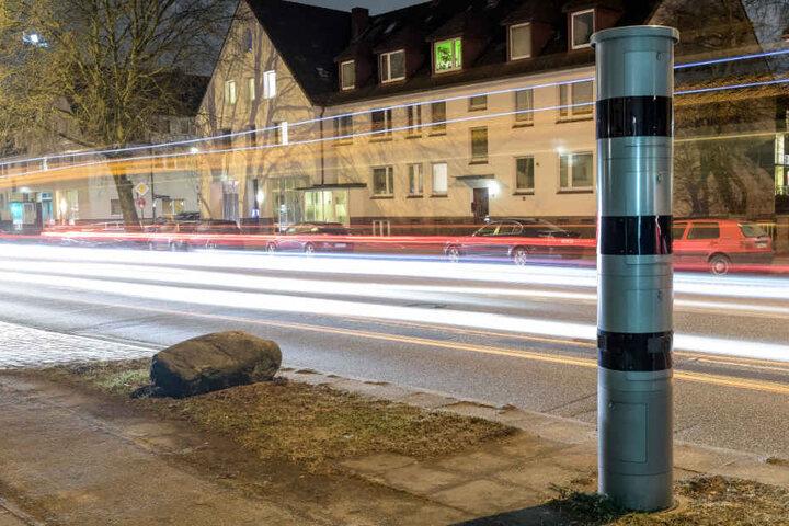 Fast eine Million Euro gibt die Stadt für neue Verkehrsüberwachungstechnik aus.