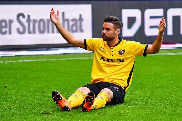Fällt mehrere Wochen mit einem Leistenbruch aus: Niklas Kreuzer.
