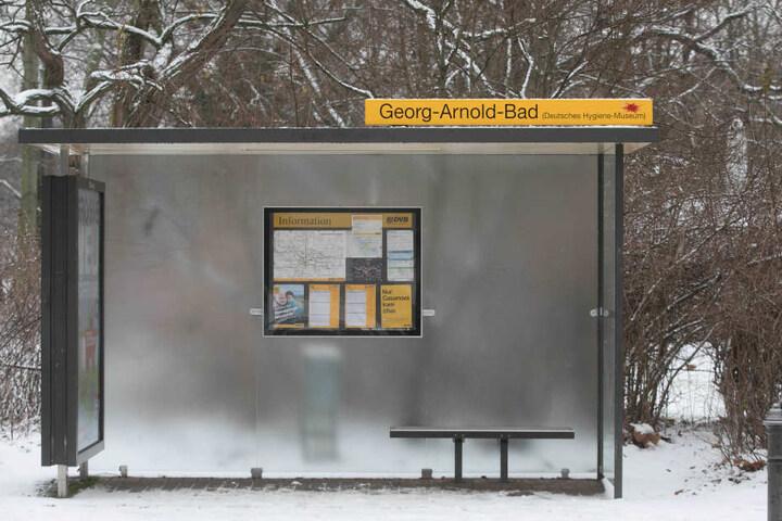 Richtig heißt es Georg-Arnhold-Bad.