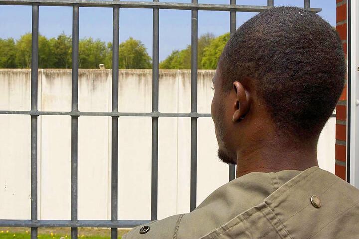 Derzeit sitzen rund 150 Menschen in der Abschiebehaftanstalt in Büren.