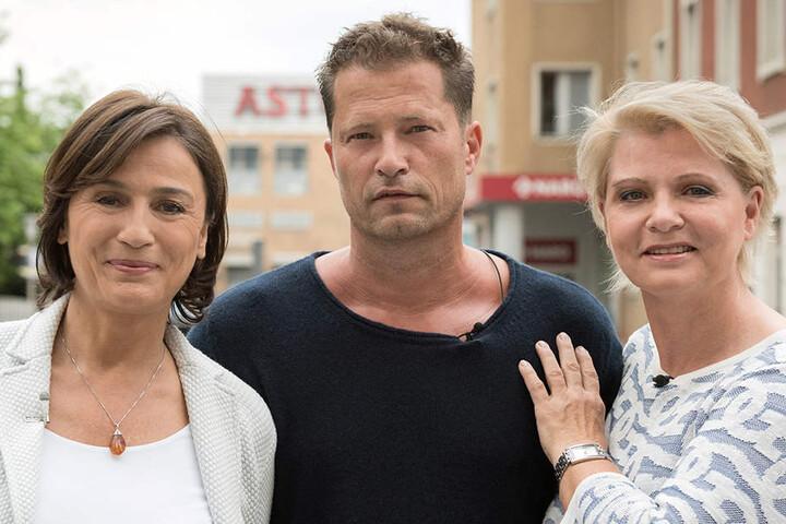 Schweiger (53) spielte von 1990 bis 1992 in der seit 30 Jahren laufenden Serie die Rolle des Jo Zenker, Spatzek seine Stiefmutter Gabi.
