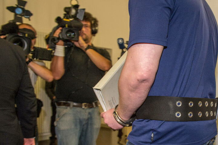 Der Beschwerdeführer wurde im Zuge des Mordes zu einer Sicherungsverwahrung verurteilt. (Archivbild)