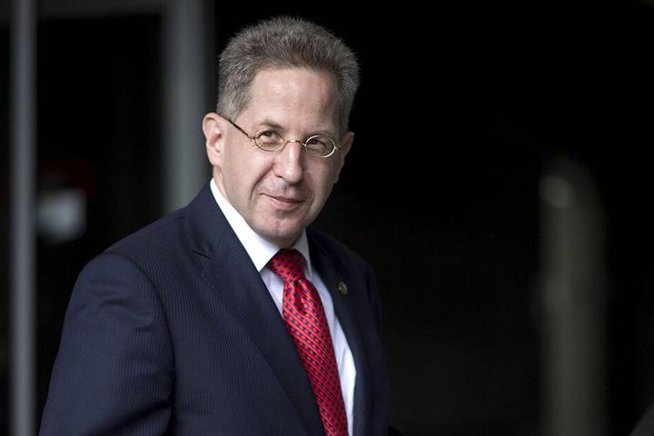 Ex-Verfassungsschutz-Chef Hans-Georg Maaßen (56) plant Wahlkampfauftritte in Sachsen.