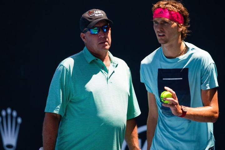 Von seinem Trainer Ivan Lendl ist der 22-Jährige derzeit nicht sehr angetan.