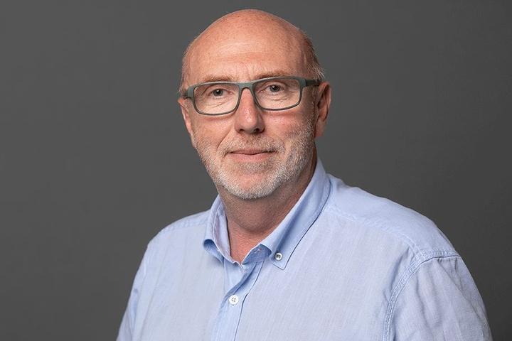CDU-Stadtrat Veit Böhm (53) findet Gefallen an der Wasserbus-Idee.