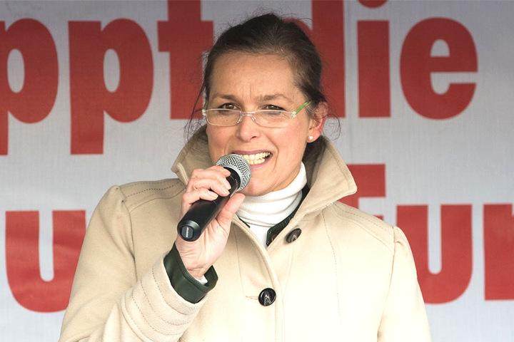 Ex-Pegida-Frontfrau Festerling soll in Haft
