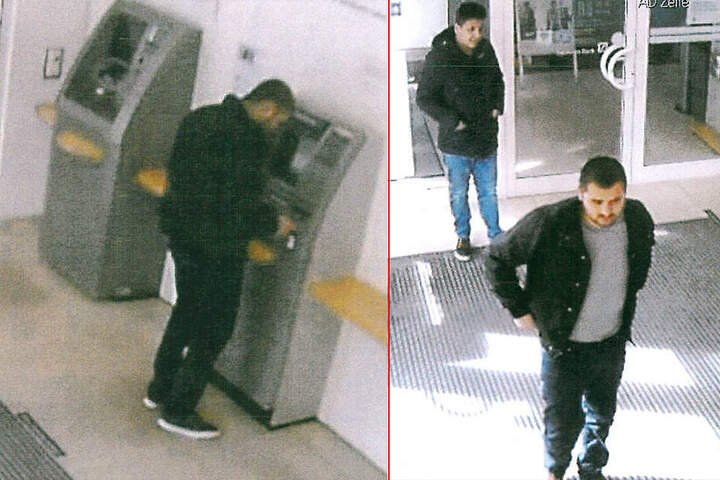 Die Polizei bitte nun die Bevölkerung um Mithilfe: Wer kennt diese jungen Männer?