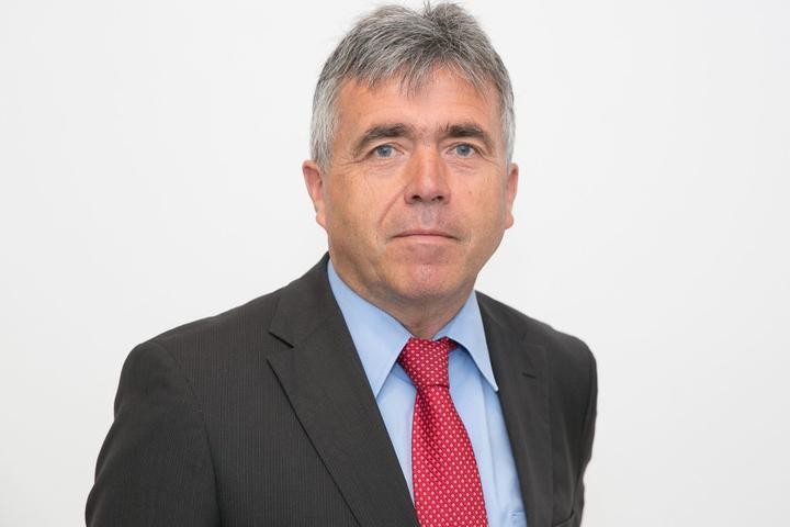 """Landrat Michael Harig (56, CDU) reicht's: Das ganze """"Problem-Rudel"""" soll weg.  Doch das wird vorerst nicht passieren."""