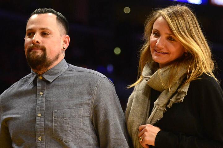Cameron Diaz (47) und Ehemann Benji Madden (40) sind vor Kurzem Eltern geworden.