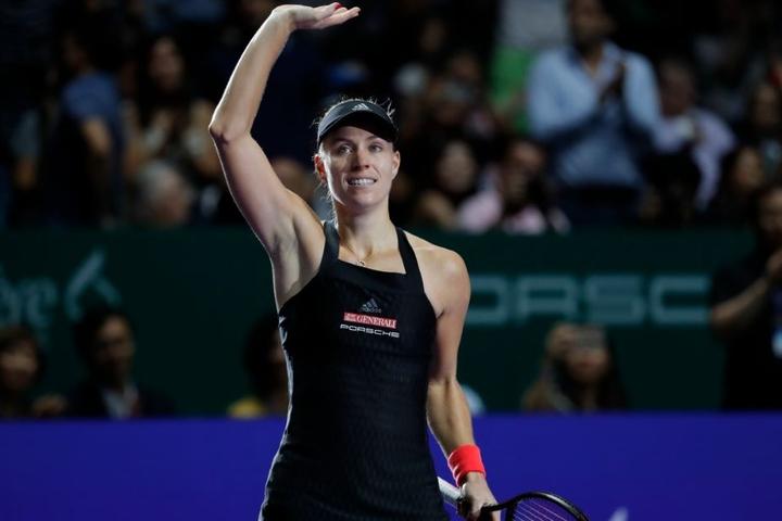 Gewann dieses Jahr den Tennis-Grandslam Wimbledon: Angelique Kerber. (Symbolbild)