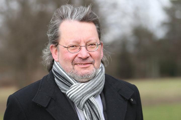 Seit Mitte 2016 ist Frithjof Pitzschel (54) Chef aller staatlichen Gärten im  Freistaat.