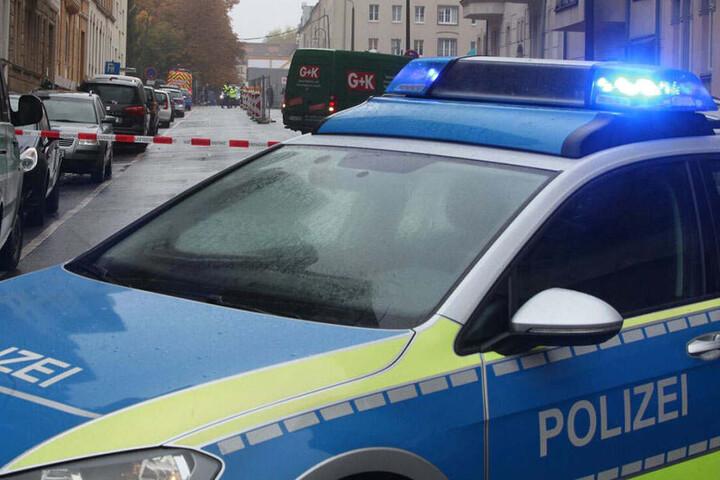 Hübschmannstraße gesperrt