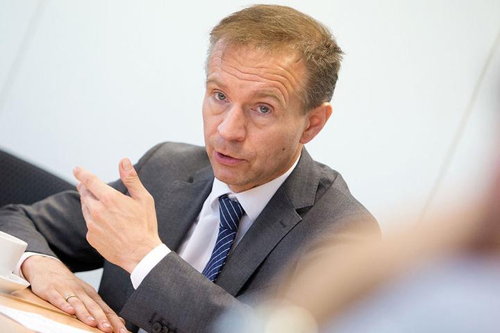 Thorsten Fuest verwaltet die Insolvenz des ehemaligen Bertelsmann- und Arcandor-Chefs.