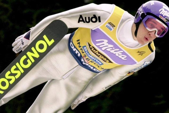 Martin Schmitt (41) wurde als aktiver Skispringer unter anderem vierfacher Weltmeister und Team-Olympiasieger.