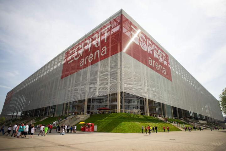Die Veranstaltung wird in der ESPRIT-Arena in Düsseldorf stattfinden.