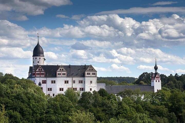 """Auch Schloss Rochsburg gehört jetzt zur """"Schlösserland-Familie""""."""
