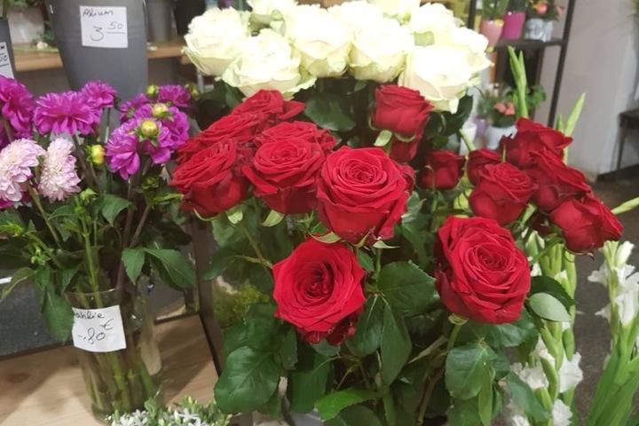 Rote Rosen sind der absolute Liebesbeweis.
