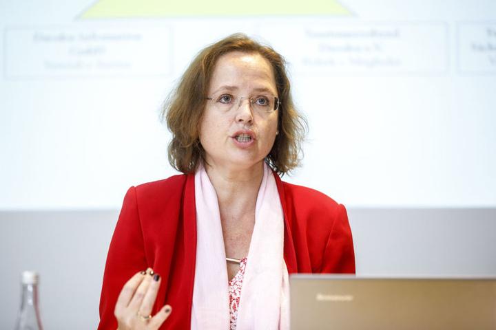 Dresdens Tourismus-Chefin Bettina Bunge (49) macht sich ab November auf den Weg  nach Schleswig-Holstein.