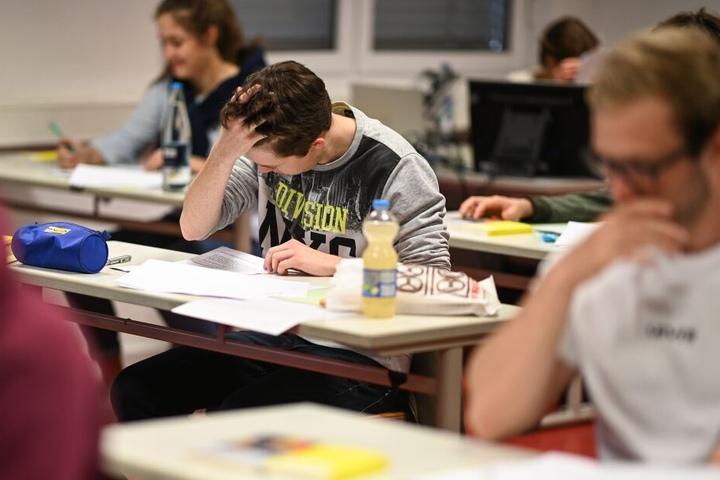 Für manche Schüler waren die Abitur-Prüfungen kein Zuckerschlecken.