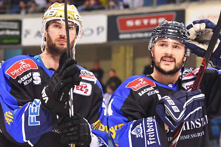 Stefan Della Rovere (re.) bekam kein neues Angebot vorgelegt.