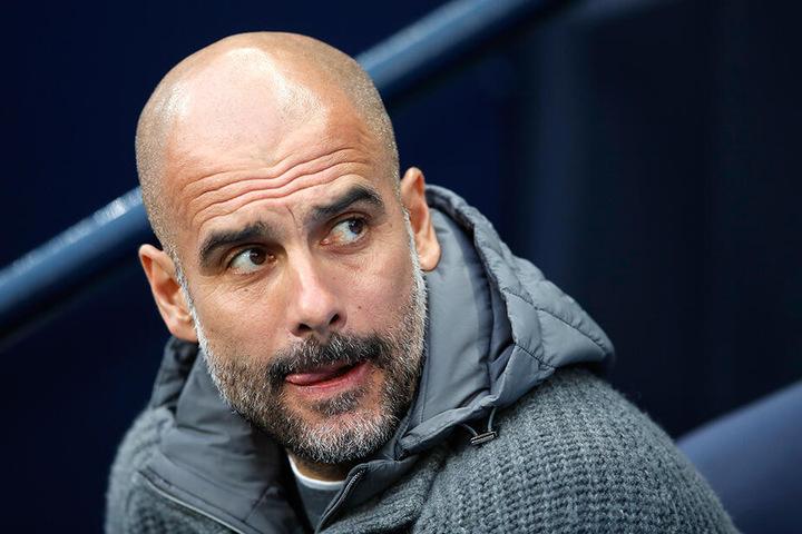 Den wachsamen Augen von Ex-Bayern-Coach Pep Guardiola dürfte die jüngste Entwicklung Sanchos nicht entgangen sein.