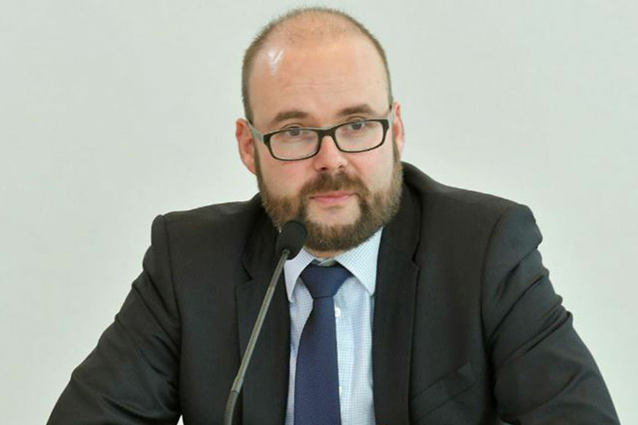 Kultusminister Christian Piwarz (42, CDU).