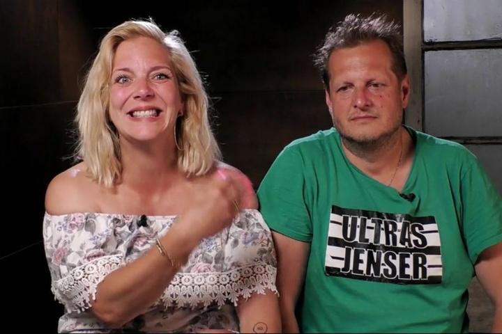 """""""Goodbye Deutschland""""-Auswanderer Jens Büchner (48) wird von Ehefrau Danni (40) mit seinem Verhalten konfrontiert."""