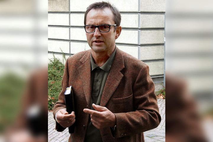 Roman Schulz ist Sprecher des Sächsischen Landesamts für Schule und Bildung.