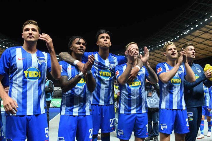 Hertha feierte den letzten Sieg gegen den Rekordmeister aus München.