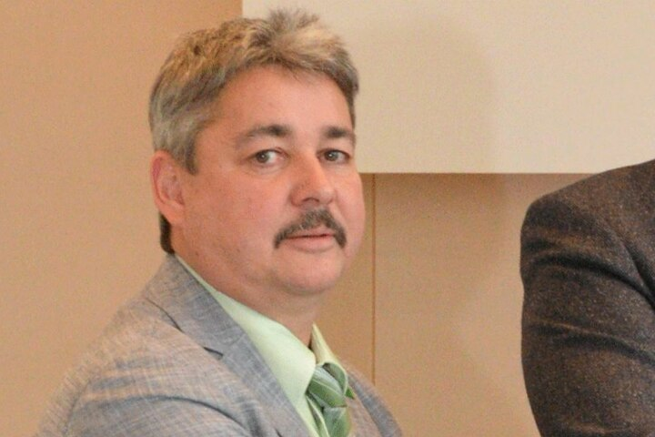Hatte sich mehr von der Regierungserklärung erhofft: GdP-Chef Hagen Husgen (53) will mehr Polizisten.