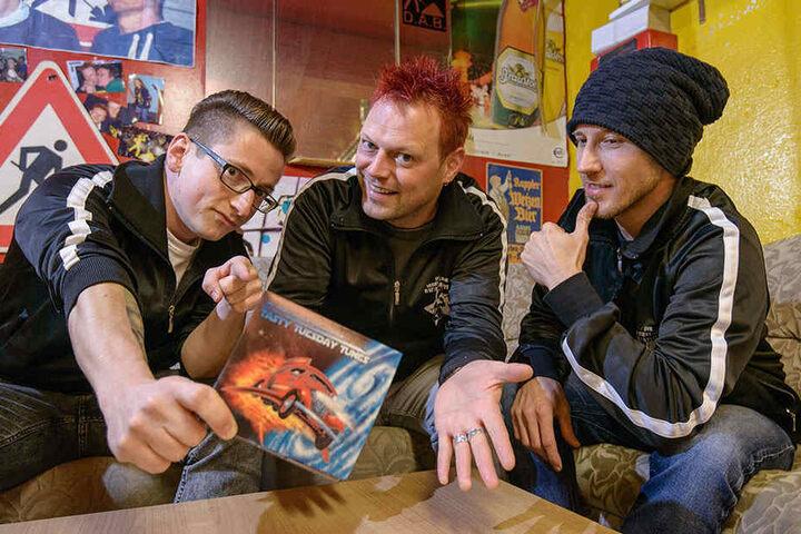 """Das neue Album """"Tasty Tuesday Tunes"""" stellt die Band am Freitag vor."""