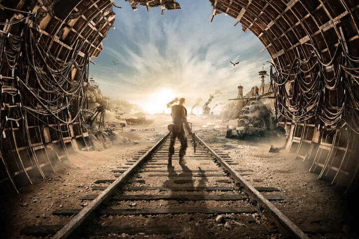"""""""Metro Exodus"""" erschien am 15. Februar für PC, XBox One und PS4."""