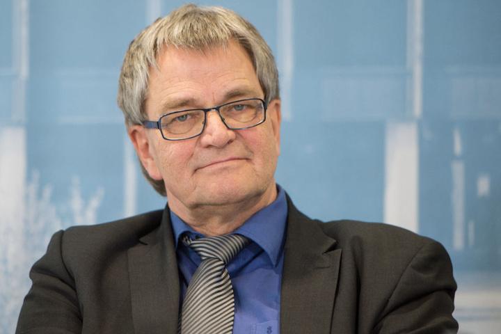 Für Hans-Ulrich Sckerl darf es keinen Zweifel an der Verfassungstreue der Menschen geben, die im Landtag arbeiten.