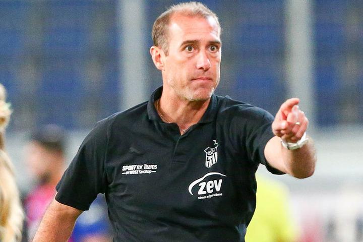 FSV-Coach Joe Enochs wird seine Kicker heute ähnlich wie gegen Uerdingen einstellen.