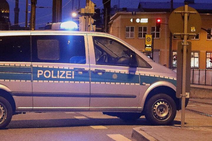 Die Polizei nahm den Randalierer kurze Zeit später fest (Symbolfoto).