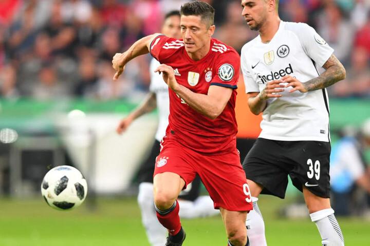 Robert Lewandowski wird den FC Bayern München in diesem Sommer wohl nicht verlassen.