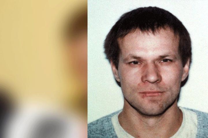 Mit diesem Foto suchte die Polizei nach Frank Schmökel, als er 2000 ausgebrochen war.