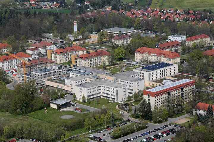 Das Zwickauer HBK hat 2200 Mitarbeiter, aber keine Kapazität für Untersuchungen der städtischen Mitarbeiter.