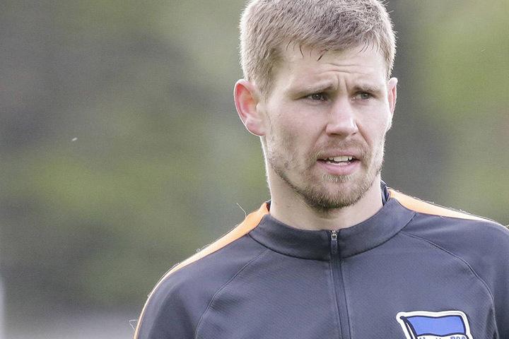 Thomas Kraft hat bei Hertha verlängert.