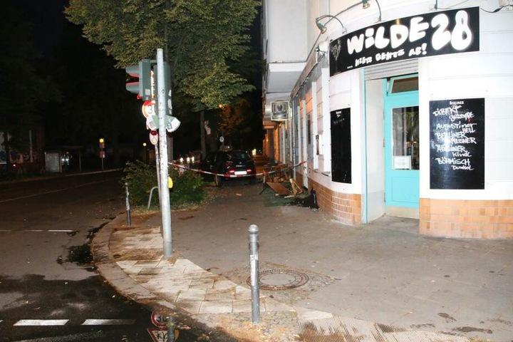 """Die """"Wilde 28"""" gehört zu den beliebtesten Kiez-Kneipen in Alt-Treptow."""