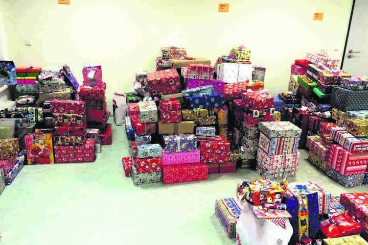 Damit 350 Kinder zu Weihnachten nicht ohne Präsente sein müssen, ruft die Zwickauer Tafel nun zur großen Spendenaktion auf.