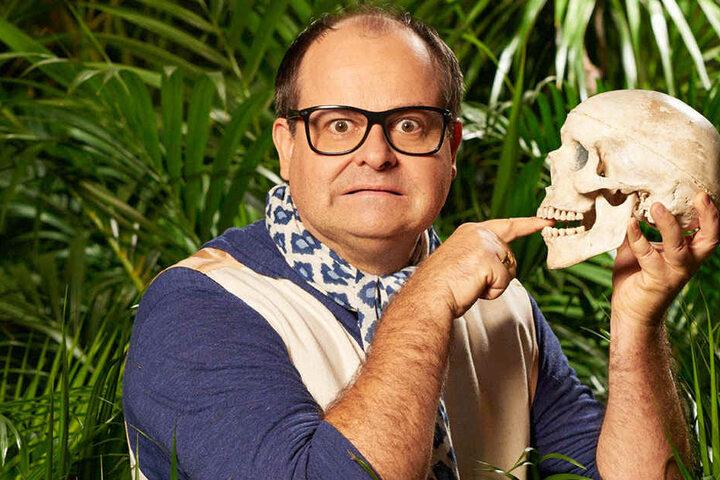 Komiker Markus Majowski (52) zieht am Freitag ins Dschungelcamp ein.