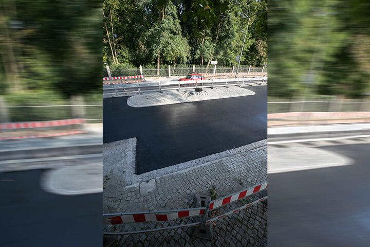 Die Stadt selbst plant momentan keine neuen Zebrastreifen, wohl aber sogenannte Querungshilfen, etwa am Käthe-Kollwitz-Ufer.
