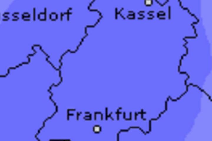 Vor allem am Sonntag ist in Hessen Regenwetter gemeldet.