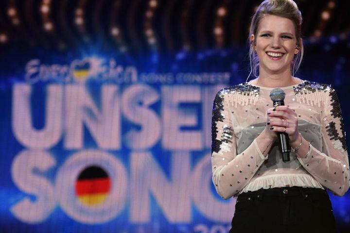 Sie hat es geschafft: Levina wird Deutschland in Kiew vertreten.