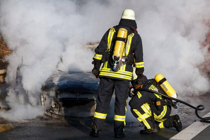 Die Feuerwehr hatte gut was zu tun.