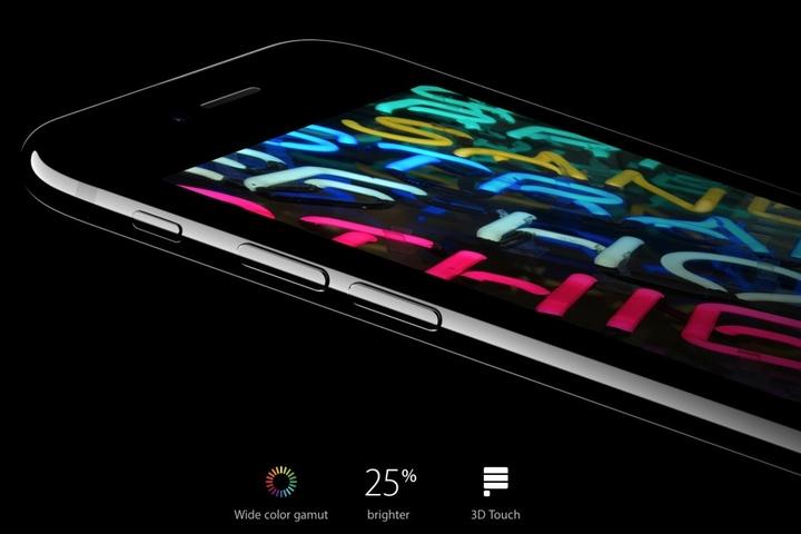 Der Bildschirm hat 25 % mehr Helligkeit.