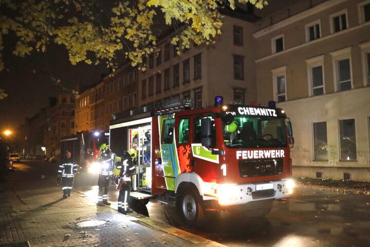 Die Feuerwehr war am Freitagabend auf dem Sonnenberg im Einsatz.